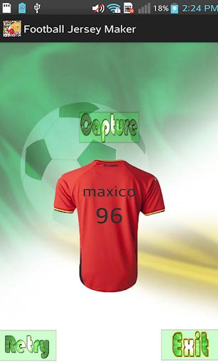 足球球衣製造商