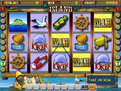 Slots - Island