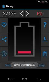Battery-Alert Screenshot 2