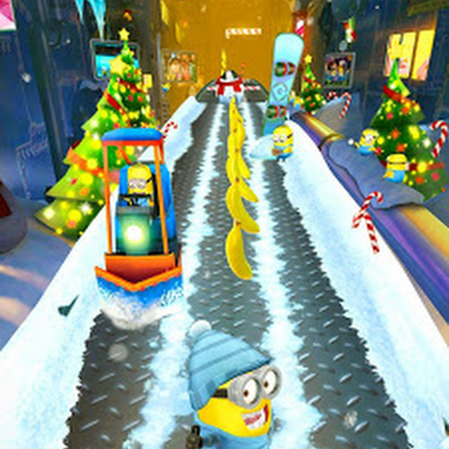 [HACK] Despicable Me: Minion Rush Android v1.5.0l MOD APK+DATA (Unlimited Money)
