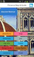 Screenshot of Florence Offline Map & Guide