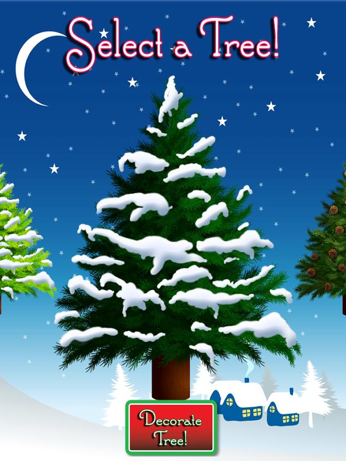 Christmas Tree Decorator Kids Holiday Tree Free