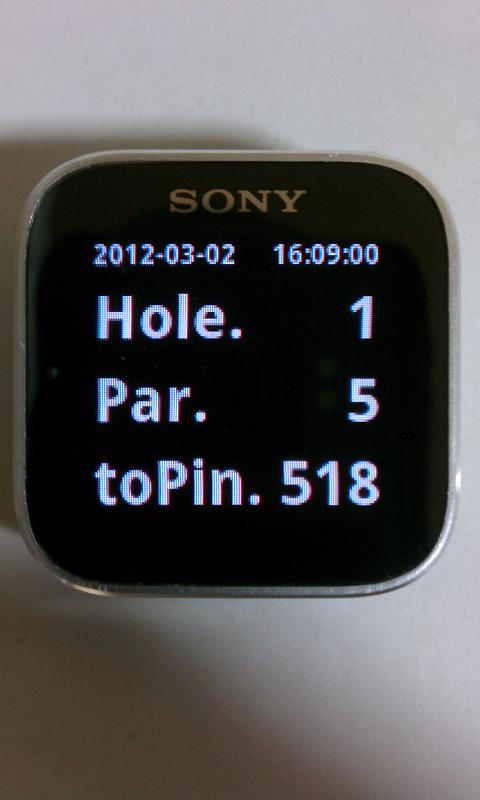 ShotMaker SmartWatch- screenshot