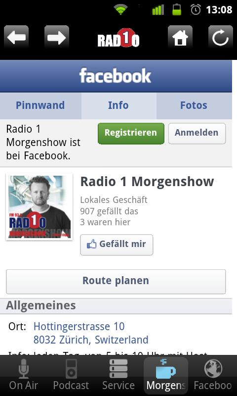 Radio 1 - Nur für Erwachsene - screenshot