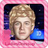 Celebrities Dress up - Niall