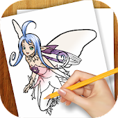 Drawing Lessons Fairies