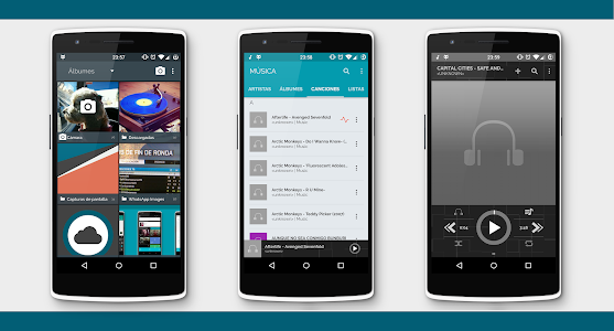 Flat colors CM12 Theme v1.5