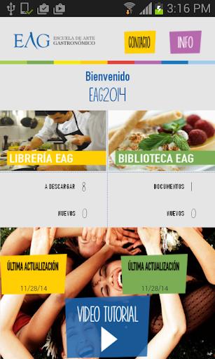 Escuela de Arte Gastronomico