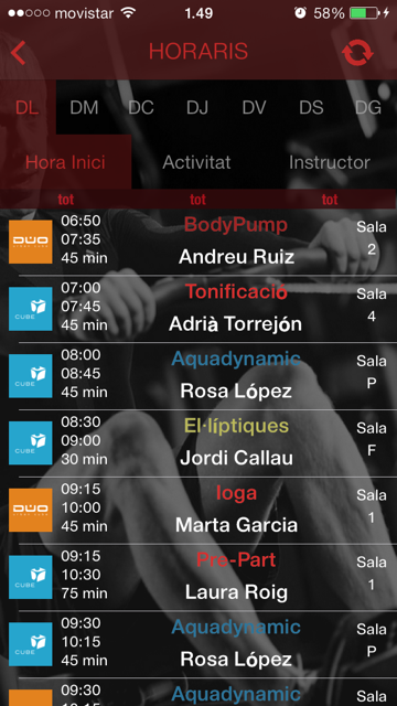 Grup Cube - screenshot