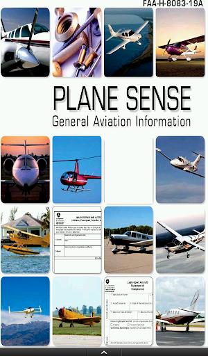 Plane Sense Aviation Knowledge