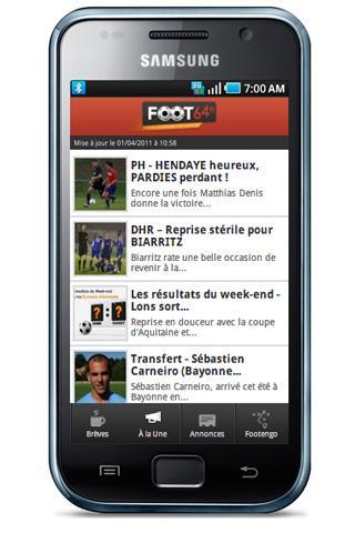 Foot64