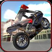 City Trial Motorbike