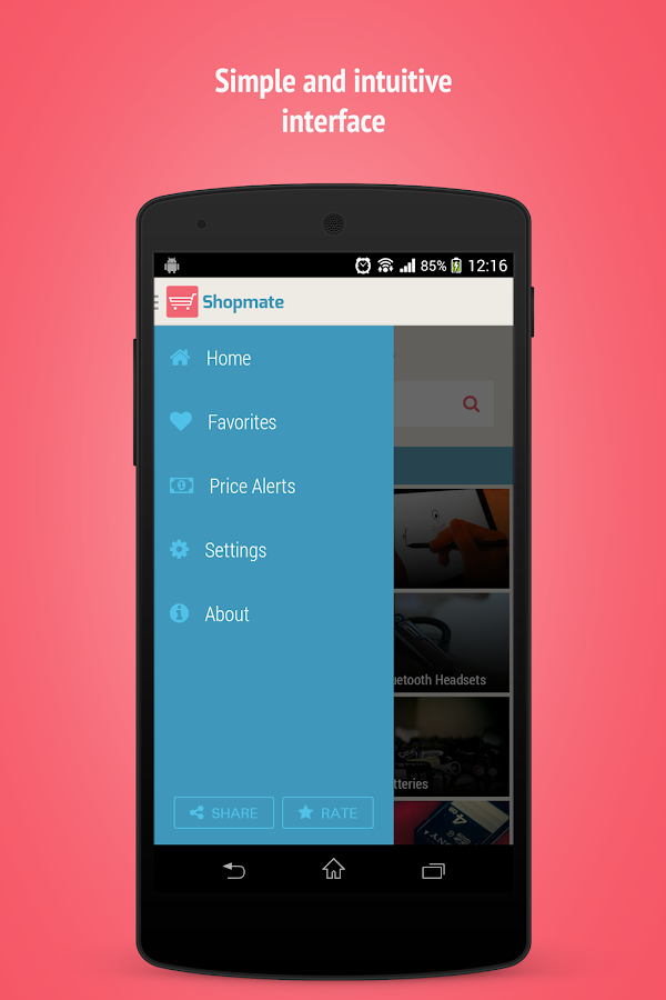 Shopmate (Beta)- screenshot