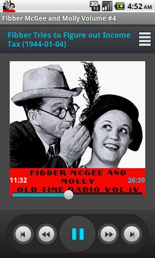 Fibber McGee Molly OTR Vol 4