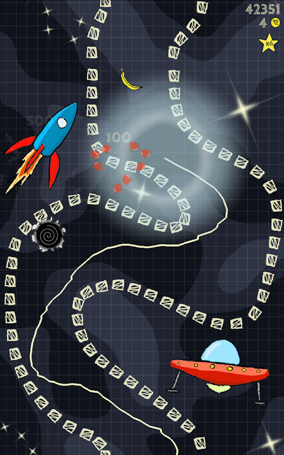 Scribble Racer:Fun Simple Game - screenshot