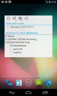 Day by Day Organizer Free - screenshot thumbnail