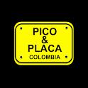 Pico y Placa Colombia logo