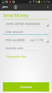 JPay- screenshot thumbnail