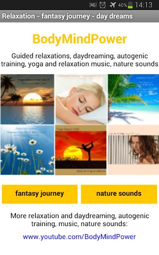 Dream Island + Nature Sounds