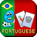 Portuguese Baby Flash Cards