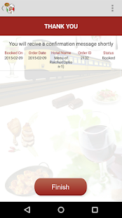 Traveler Food-Food in Trains- screenshot thumbnail