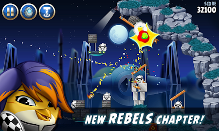 Angry Birds Star Wars II Screenshot 22