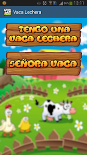 Señora Vaca Lechera Canciones - náhled