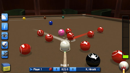 Pro Snooker 2015 1.17 screenshot 193108