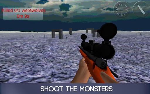 Werewolf Simulator 3D 2015