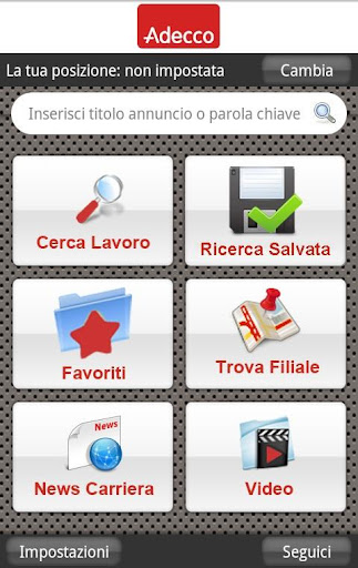 Adecco And Jobs - Lavoro
