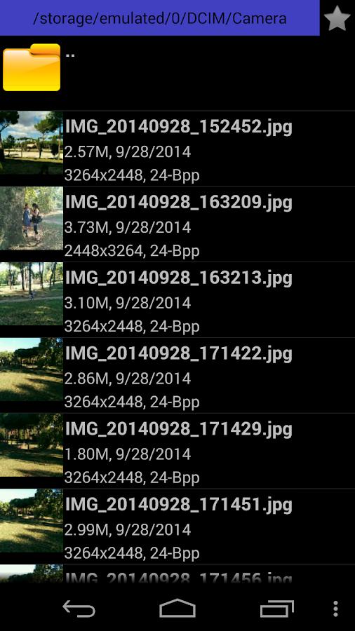 Fast Image Viewer Free - screenshot