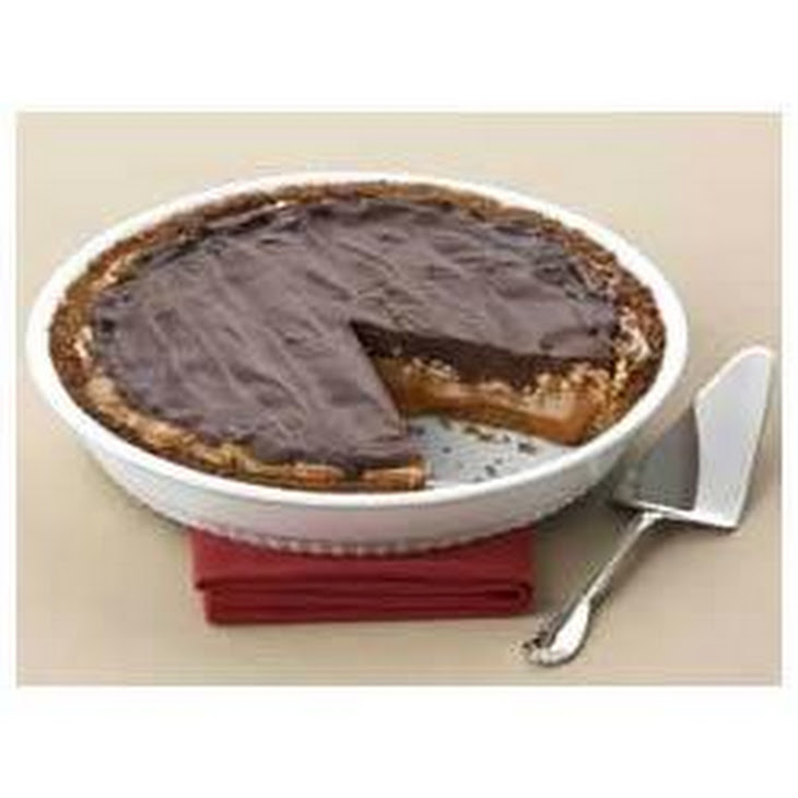 Kraft Ultimate Chocolate Caramel Pecan Pie