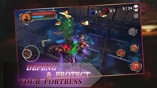 Galaxy Craft Defender 3D v1.0.1