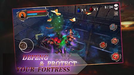 Galaxy Craft Defender 3D 1.0.1 screenshot 64852