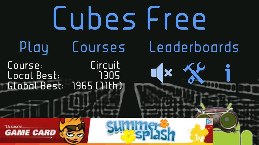 Cubes Free- screenshot