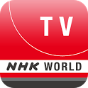NHK WORLD TV Live icon