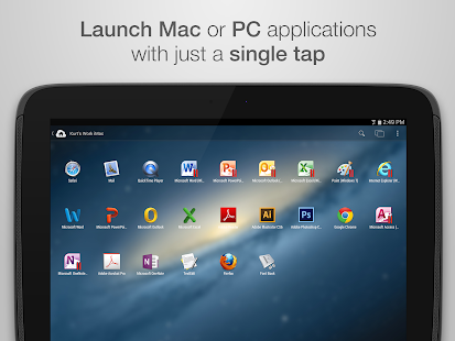 Parallels Access- screenshot thumbnail