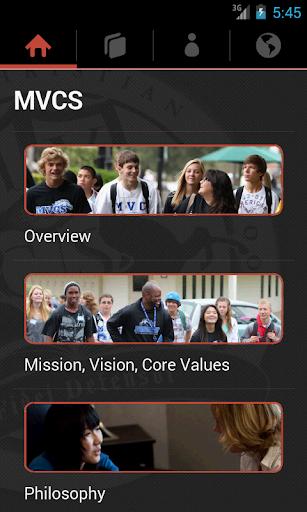 MVCS Mobile