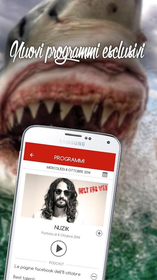 Radio Deejay- screenshot