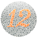 Color Blindness Test icon