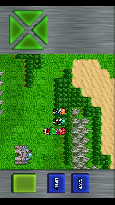Gailardia 3- screenshot