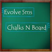 EvolveSms Theme Chalk & Board