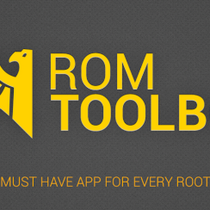 ROM Toolbox Pro 5.8.6 Apk full update Free Version No Root Offline Crack Download
