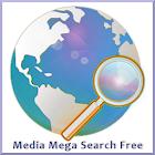Medios Mega Buscar icon
