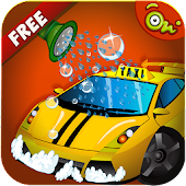 Little Taxi Wash - Fun Games