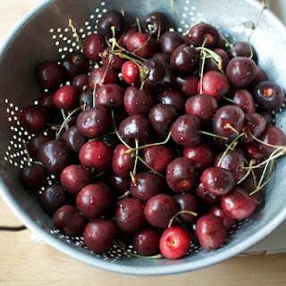Sweet Cherry Chutney Recipe