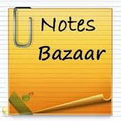Notes Bazaar