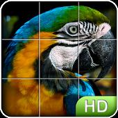 Tile Puzzle: Birds