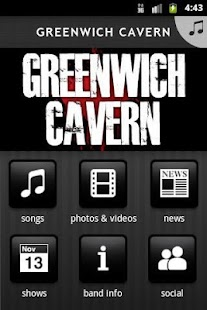 GREENWICH CAVERN - screenshot thumbnail