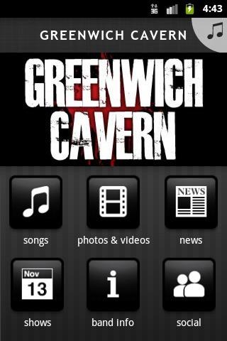 GREENWICH CAVERN - screenshot
